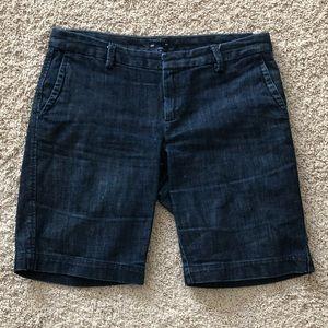 Gap jean shorts size 10